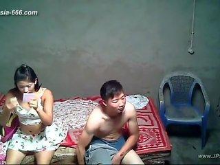 Peeping chinese man fucking callgirls.17